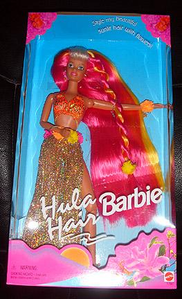 barbiehulahair