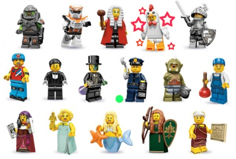 LEGO-Collectible-Minifigures-Series-9 Kopie