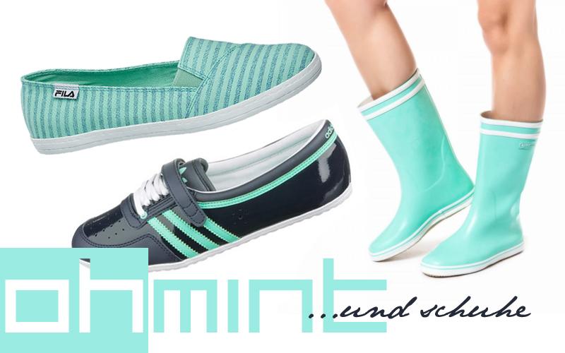 the best attitude 84b07 ad775 Schuhe, Mint und viele Klammern   gedankenfesthaltungsblog